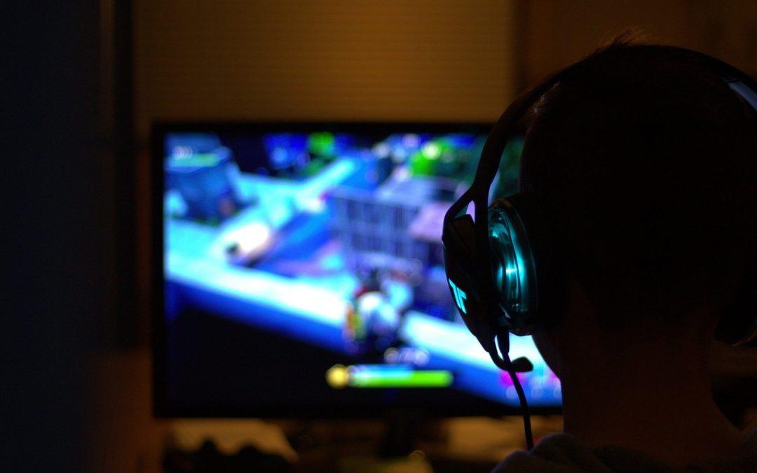Video game fortnite